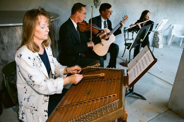 Dulcimer Wedding 1